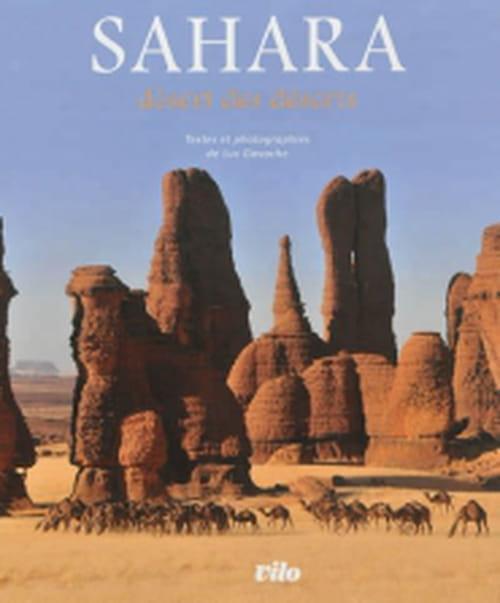 Sahara, « cependant quelque chose rayonne en silence »