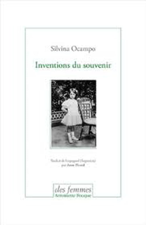 Silvina Ocampo : le métier d'être