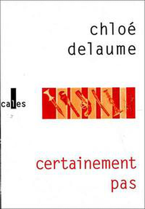 Certainement pas, le Cluedo littéraire de Chloé Delaume