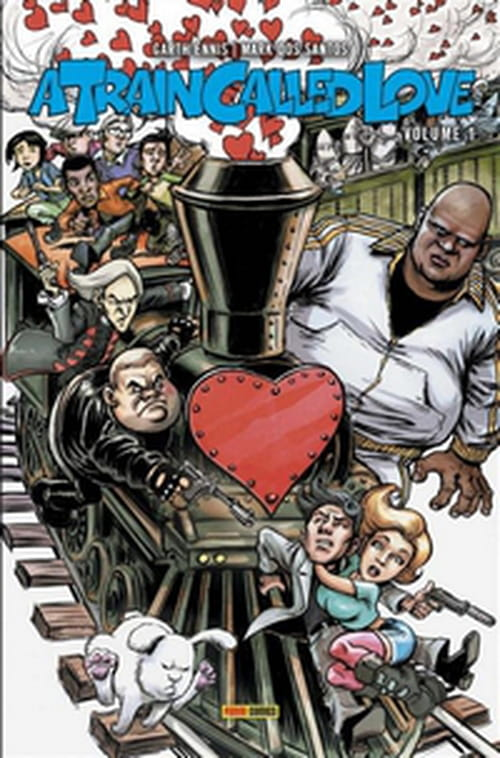 A Train Called Love, tome 1