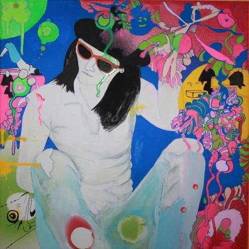 Virginie Sinquin : la peinture est un poème