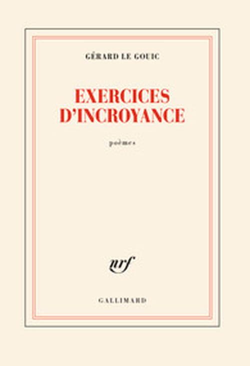 Gérard Le Gouic : la foi de l'incroyant