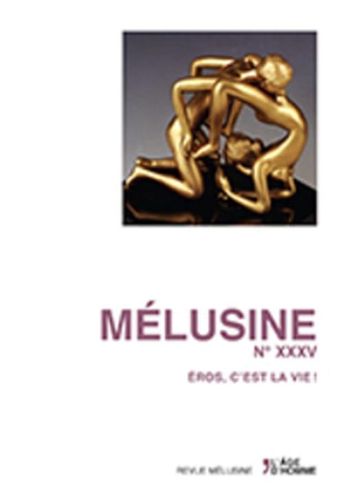 Eros et les surréalistes, revue Mélusine