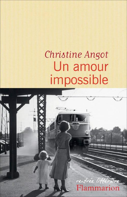 Un amour impossible: La fin d'un parcours avec Christine Angot
