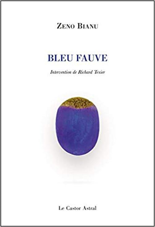 Zéno Bianu : note bleue d'un fleuve jaune