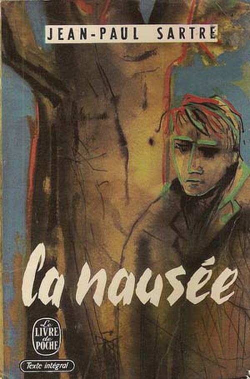 """""""La Nausée"""" de Jean-Paul Sartre - résumé"""