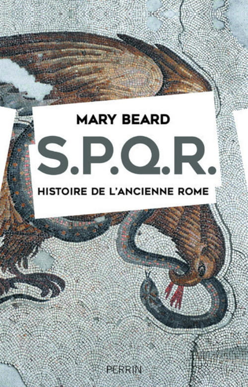 Mary Beard, SPQR : Du grand art