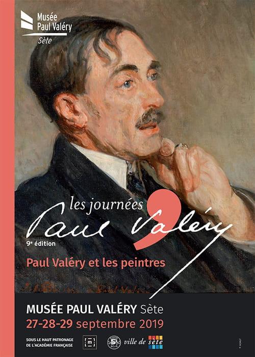 Paul Valéry et les peintres : 9e Rencontres à Sète