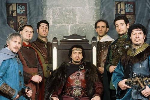 Le retour de kaamelott au cin ma - Chanson les chevaliers de la table ronde ...