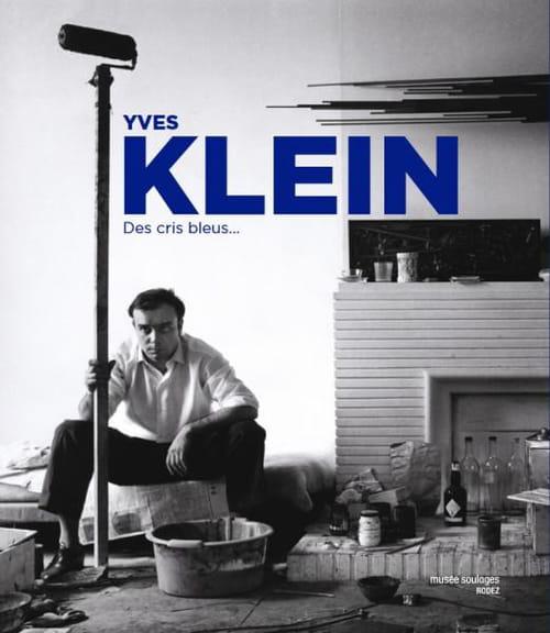 Yves Klein en visite chez Soulages