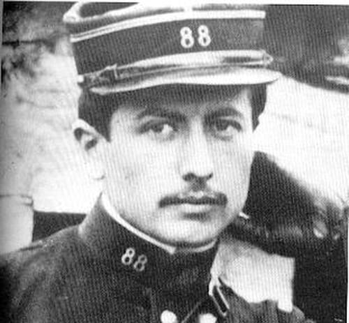 22 septembre 1914 : Disparition d'Alain-Fournier