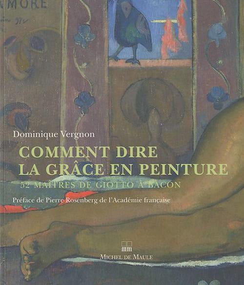 Dominique Vergnon manie grâce et couleurs avec 52 maîtres de Giotto à Bacon