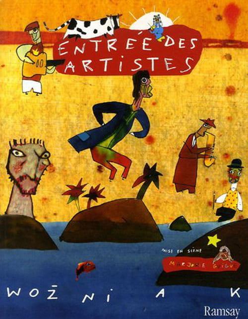 Wozniak, Entrée des artistes : Une luxuriante balade