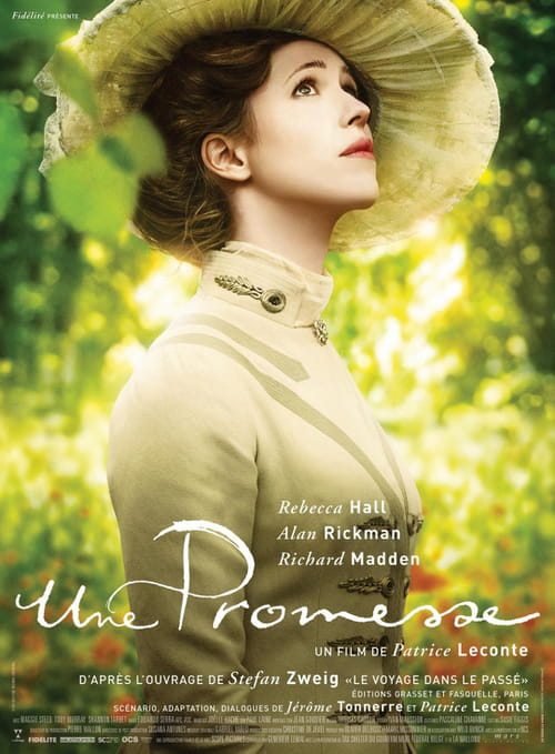 """Une promesse"" Leconte adapte Zweig"
