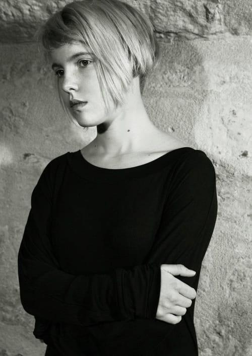 Cécile Coulon à maturité