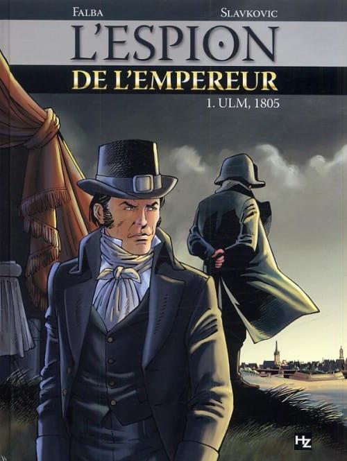 L'Espion de l'Empereur : l'histoire d'Ulm lors de la 3e coalition