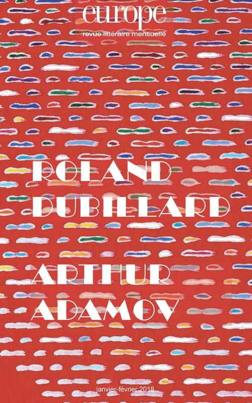 Roland Dubillard, artiste littéraire complet