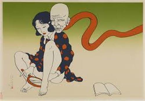 Toshio Saeki et l'underground nippon