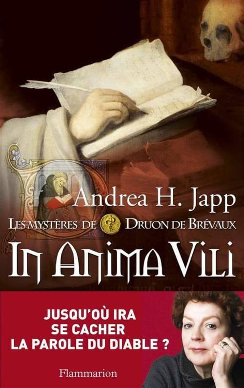"""In anima Vili"", Andrea H. Japp a encore frappé."