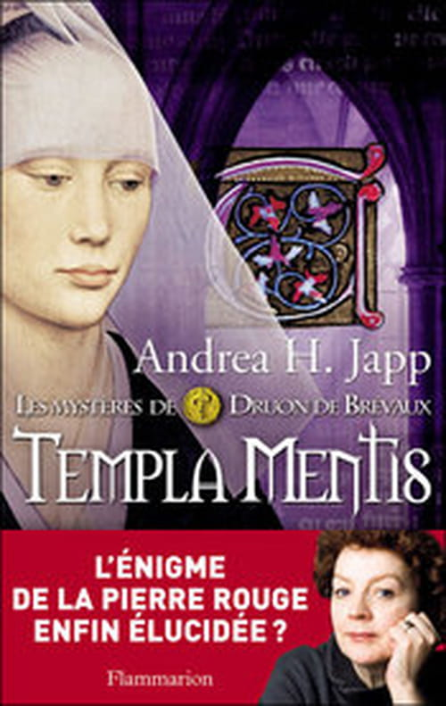 """""""Les mystères de Druon de Brevaux"""" - Une saga médiévale d'Andréa H. Japp"""