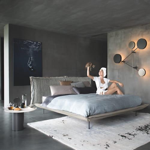 Arredare camera da letto la zona notte dei sogni for La zona notte