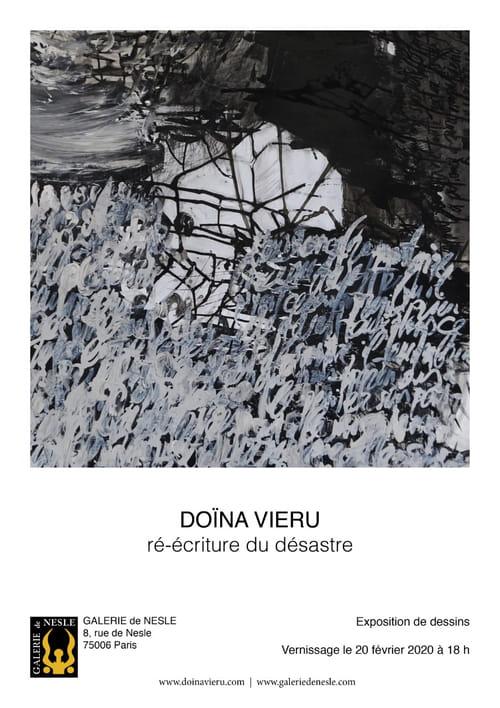 Doïna Vieru : l'écriture et après