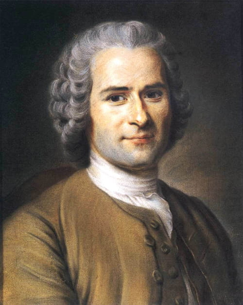 Rousseau : Biographie