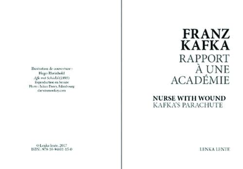 Franz Kafka :  fermeture en fondu sur la lumière du soir