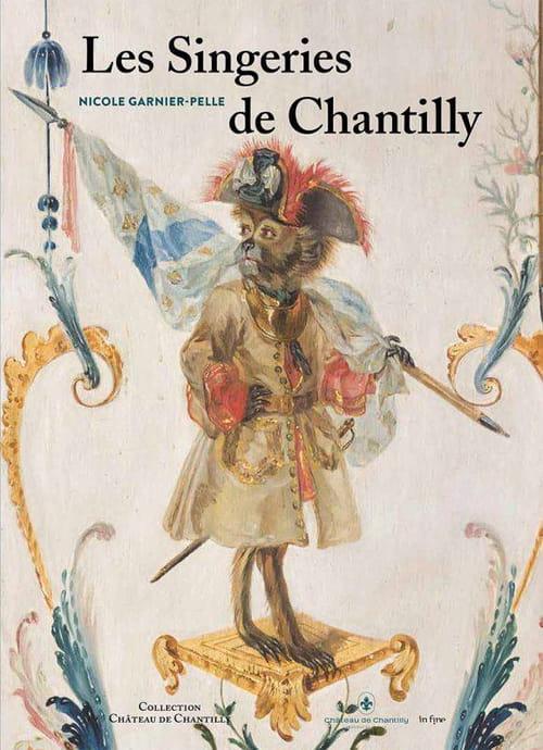Les singeries décorent Chantilly