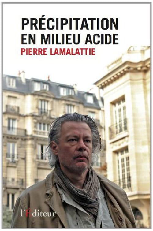 Pierre Lamalattie, Précipitation en milieu acide : Matérialisation
