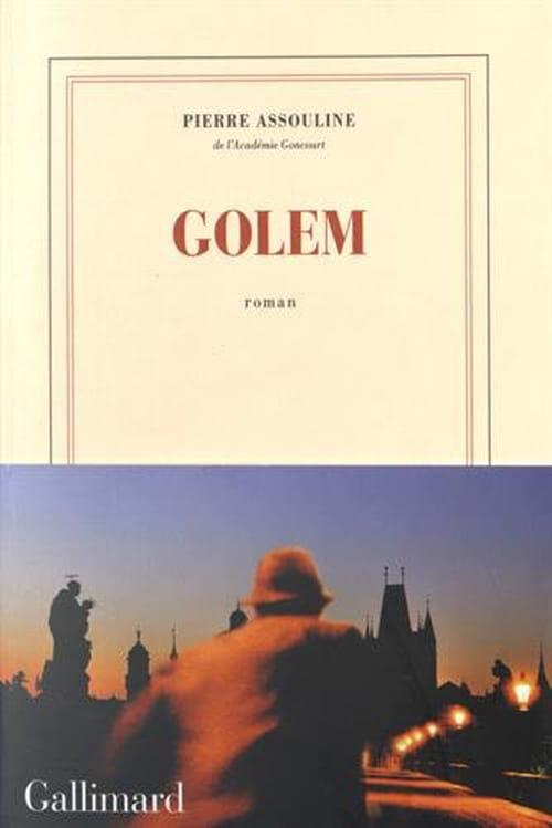 Golem de Pierre Assouline : le mythe revisité à la sauce high-tech