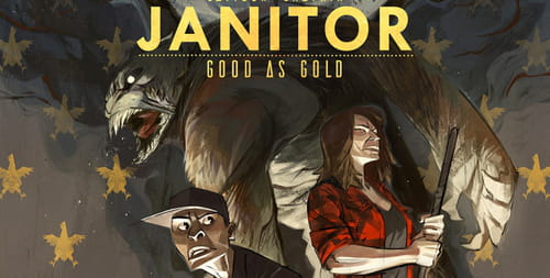 """Janitor, good as gold"", la soif de l'or version gangsta !"