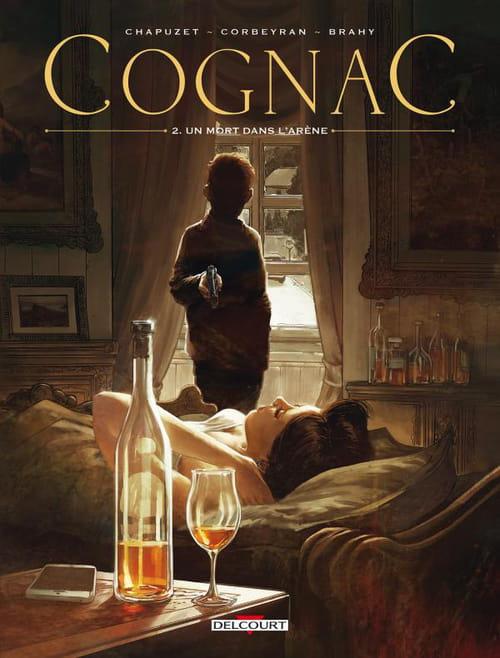 Cognac, tome 2 : un mort dans l'arène