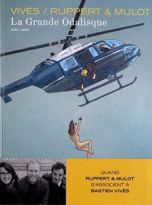 La Grande Odalisque ou les charmes du crime de haut vol