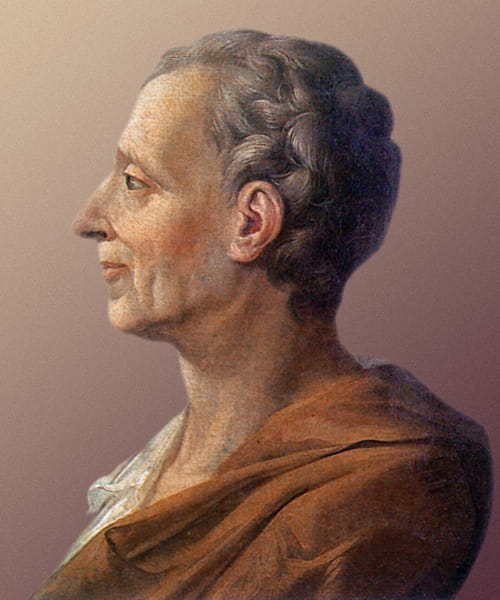 Montesquieu : Biographie