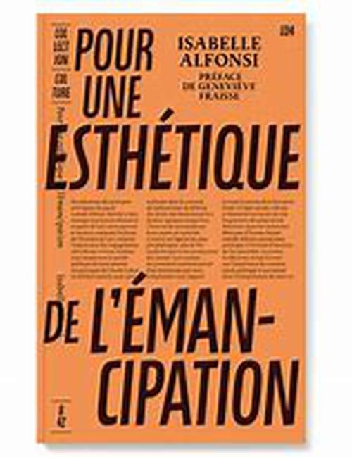 Isabelle Alfonsi : révision des principes esthétiques