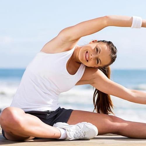 اخبار الامارات العاجلة 1287937 نصائح لتجنب الشد العضلي أثناء التدريب أخبار الصحة  صحة ورياضة صحة ورشاقة الرياضة