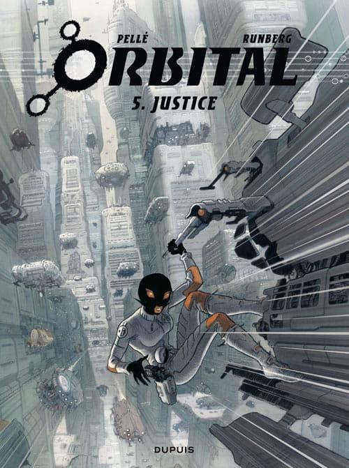 Justice : l'humanité en orbite pour un cinquième tome