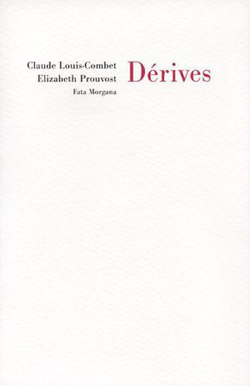 Elizabeth Prouvost et Claude Louis-Combet : Aux amants de la nuit