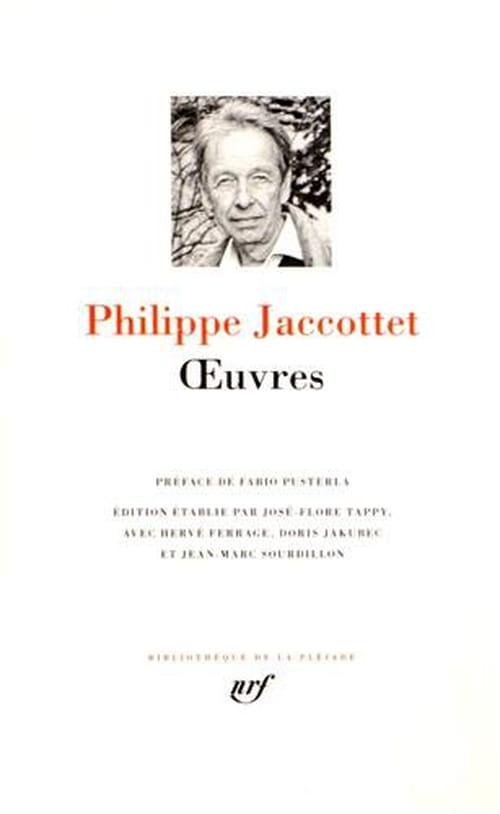 L'œuvre insaisissable de Philippe Jaccottet entre à la Pléiade