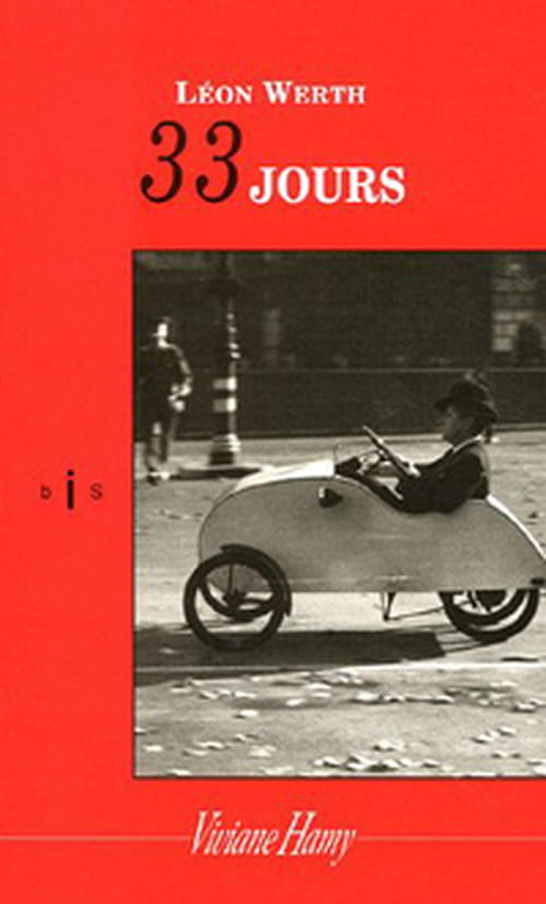 33 jours, l'exode selon Léon Werth