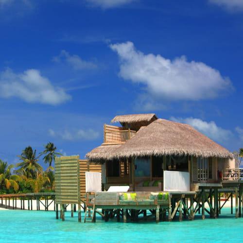 Matrimonio lune di miele da sogno - Maison sur pilotis maldives ...