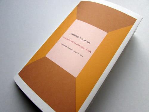 Eloge du retrait : Jeremy Liron par Dominique Sampiero