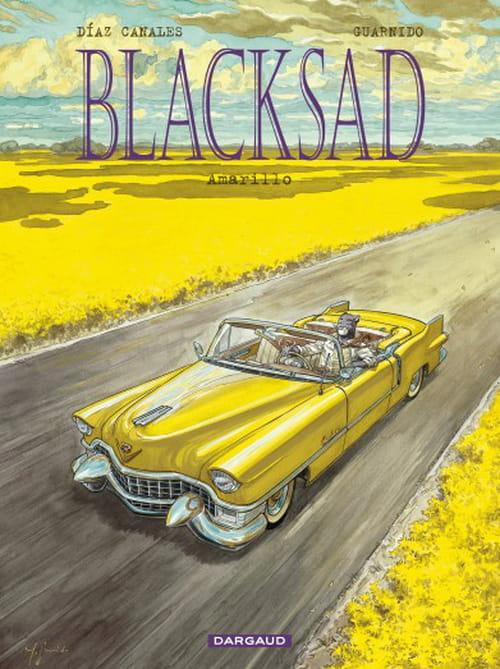 Blacksad Amarillo, la poésie le long de la route 66