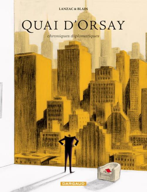 Quai d'Orsay : un regard magistral sur un homme et sa manière d'entrainer le monde derrière lui.