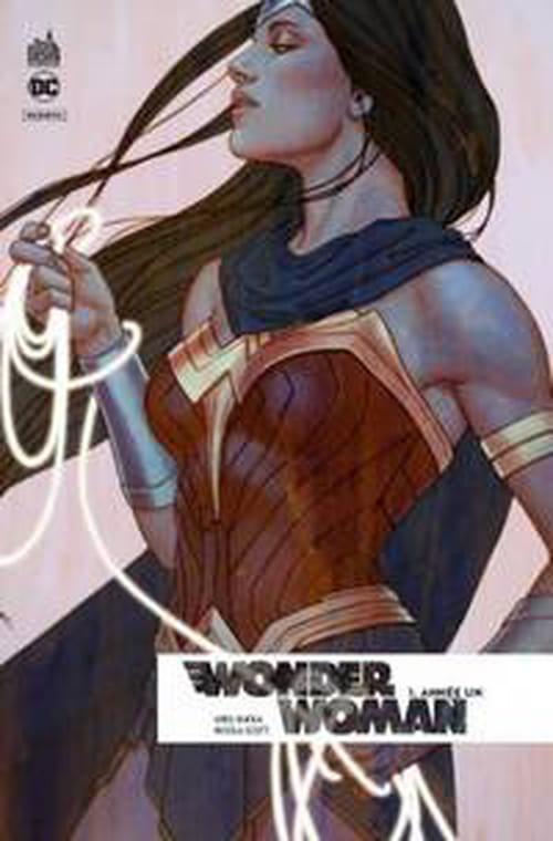 Wonder Woman Rebirth, tome 1 – Année un