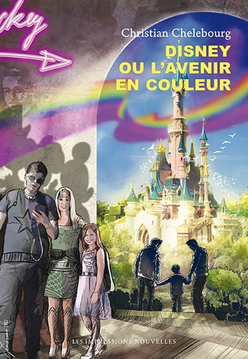 Disney, la couleur & l'optimisme
