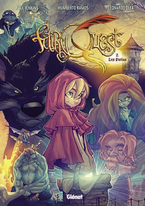 """Fairy Quest - tome 2"""