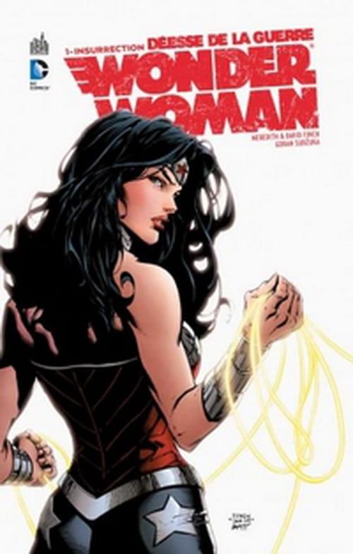 Wonder Woman, déesse de la guerre, tome 1 – Insurrection