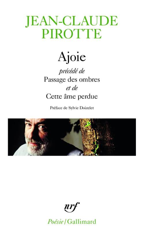 Jean-Claude Pirotte, la poésie en passe-murailles